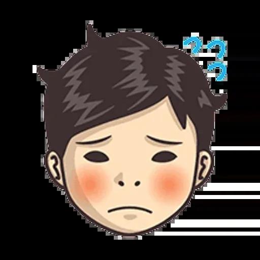 小學課本表情貼2 - Sticker 20