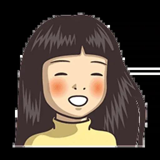 小學課本表情貼2 - Sticker 4