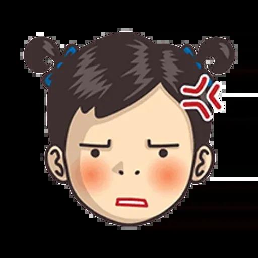 小學課本表情貼2 - Sticker 19