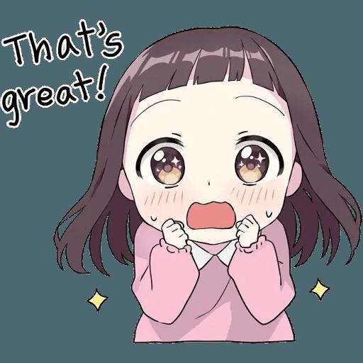 JapaneseGirl - Sticker 9