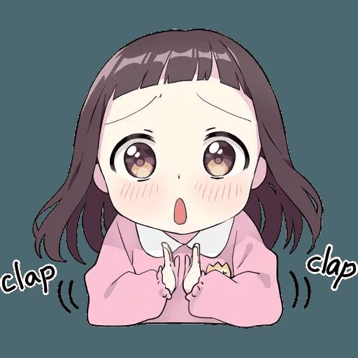 JapaneseGirl - Sticker 10