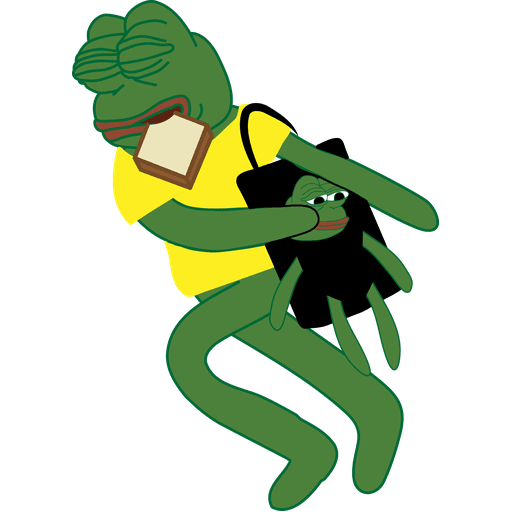 PEPE LOVE - Sticker 2