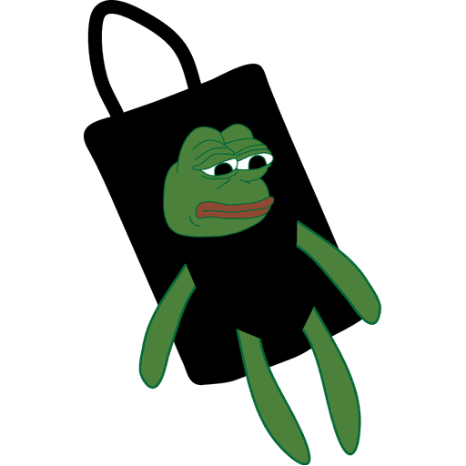 PEPE LOVE - Sticker 1