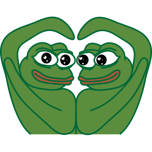PEPE LOVE - Sticker 4