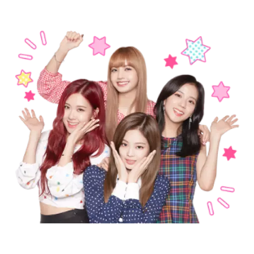 Blackpink  - Sticker 8