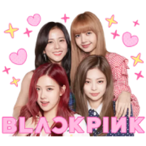 Blackpink  - Sticker 11
