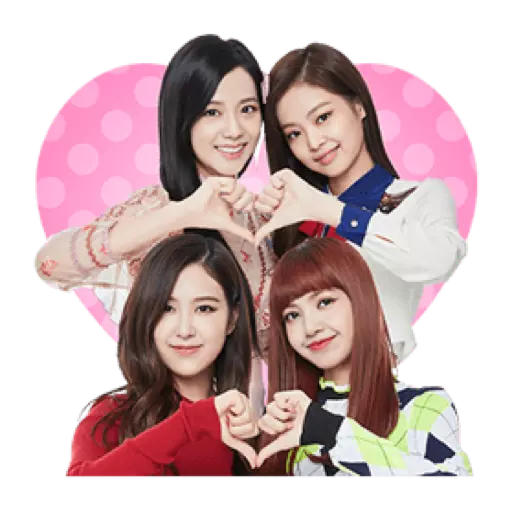 Blackpink  - Tray Sticker