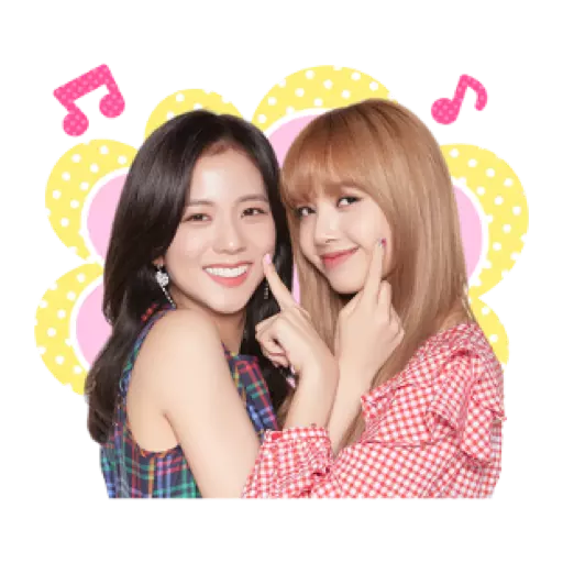 Blackpink  - Sticker 23