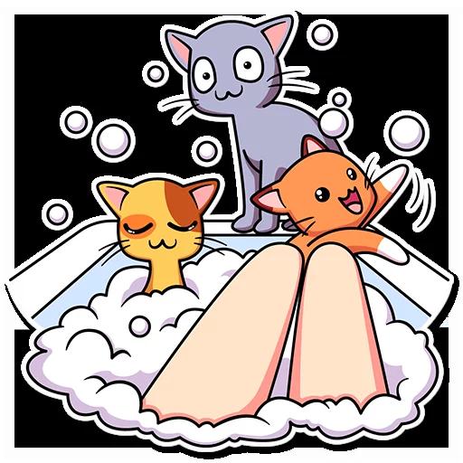 Catlady - Sticker 8