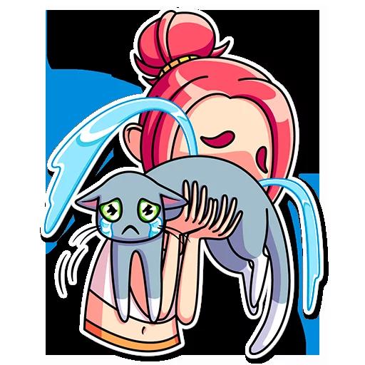 Catlady - Sticker 10