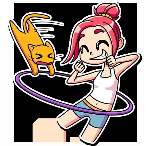 Catlady - Sticker 17