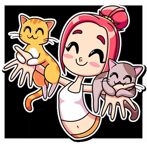 Catlady - Sticker 29