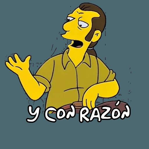 Simpsons - Sticker 11