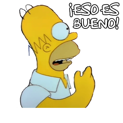 Simpsons - Sticker 6