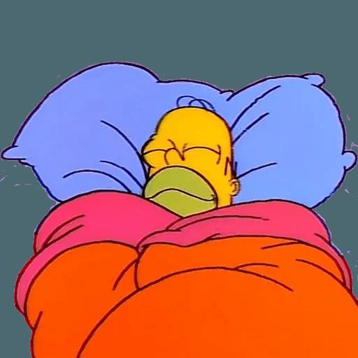 Simpsons - Sticker 13