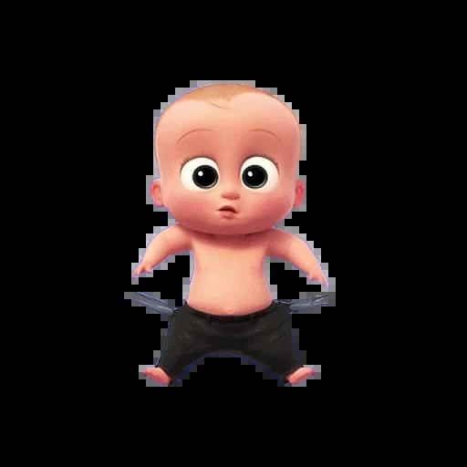 Babyboss - Sticker 3
