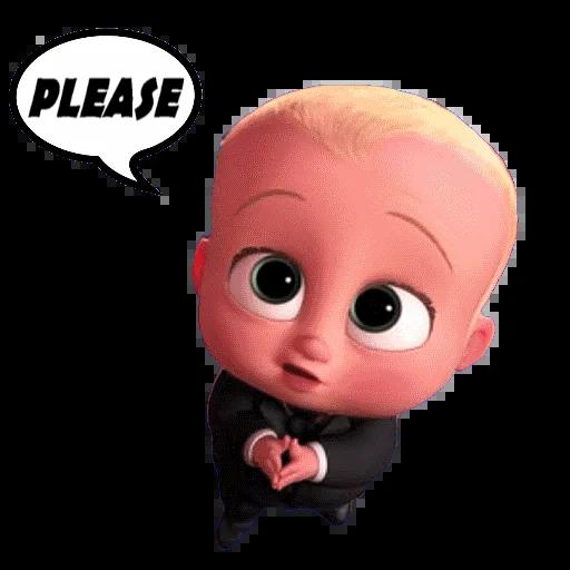 Babyboss - Sticker 7
