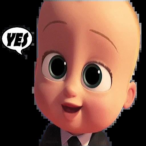 Babyboss - Sticker 13