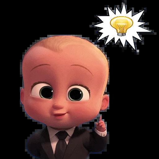 Babyboss - Sticker 22