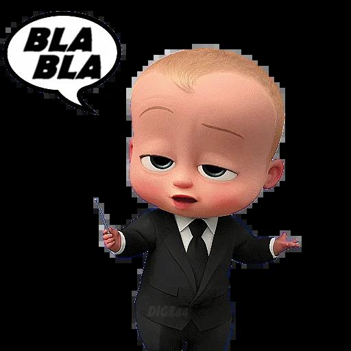 Babyboss - Sticker 5