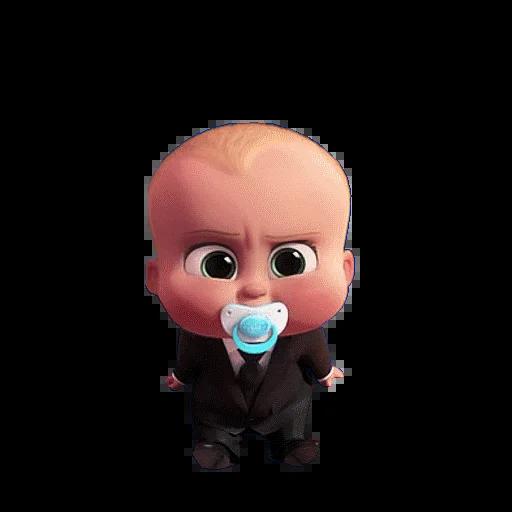Babyboss - Sticker 21