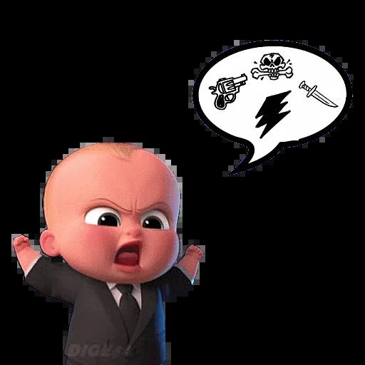 Babyboss - Sticker 20