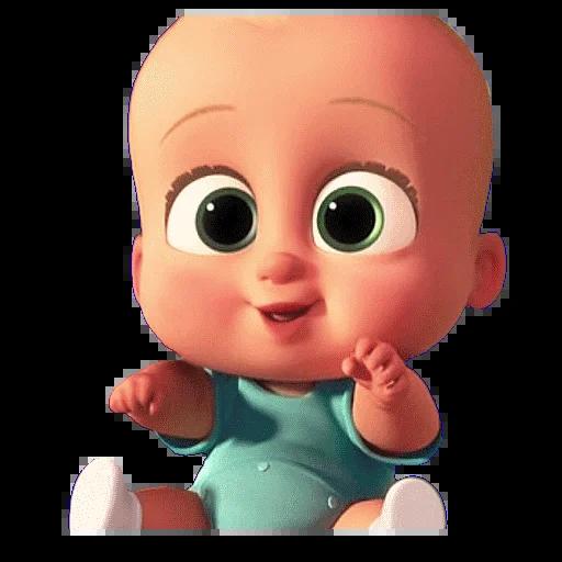 Babyboss - Sticker 23
