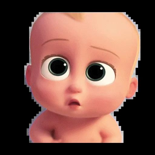Babyboss - Sticker 11