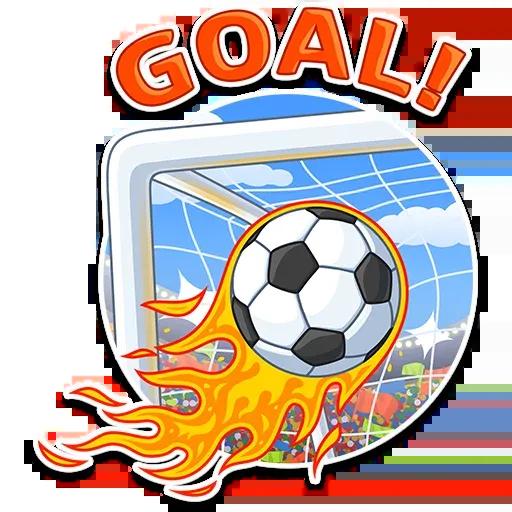 Football Fan - Sticker 1