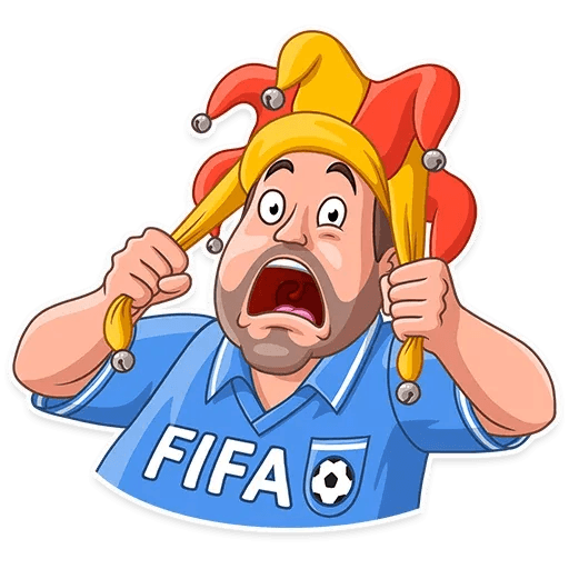 Football Fan - Sticker 3