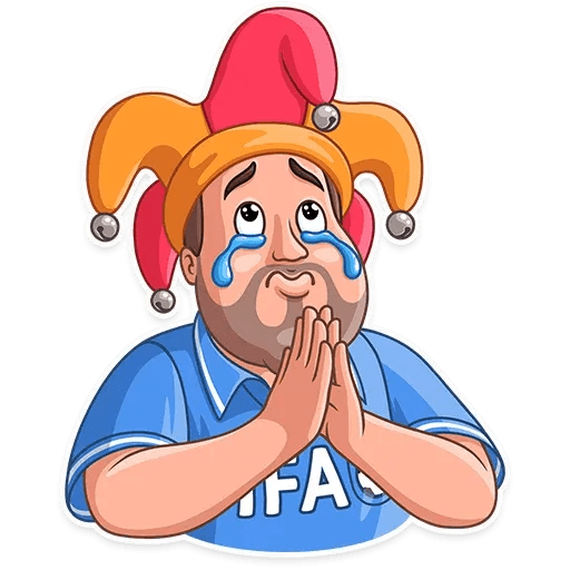 Football Fan - Sticker 4