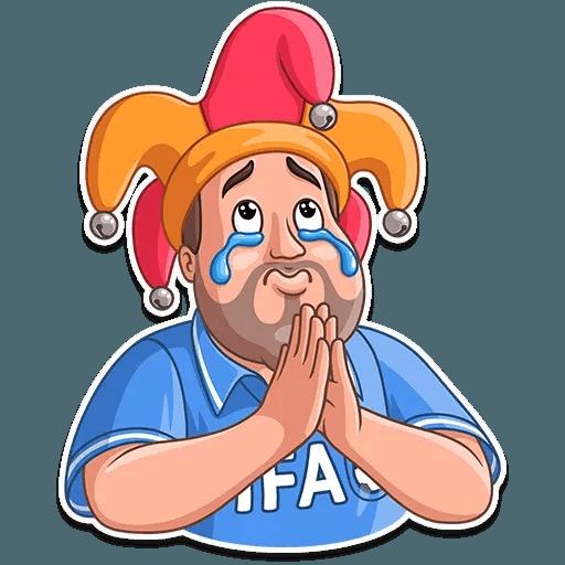 Football Fan - Sticker 4