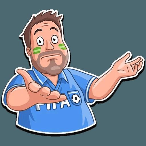 Football Fan - Sticker 8