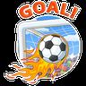 Football Fan - Tray Sticker