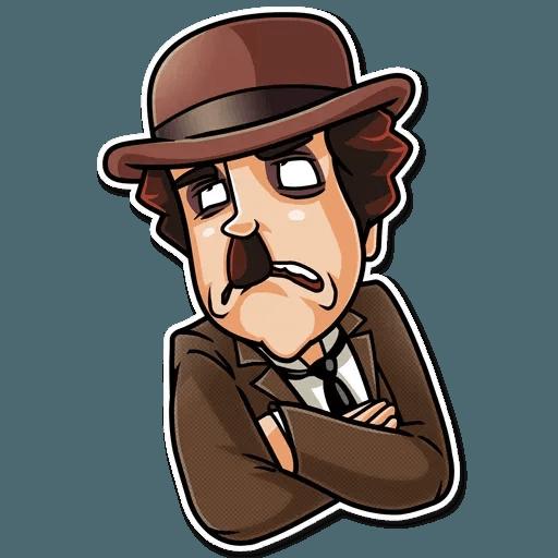 Charlie Chaplin - Sticker 12