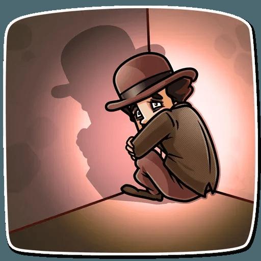 Charlie Chaplin - Sticker 18