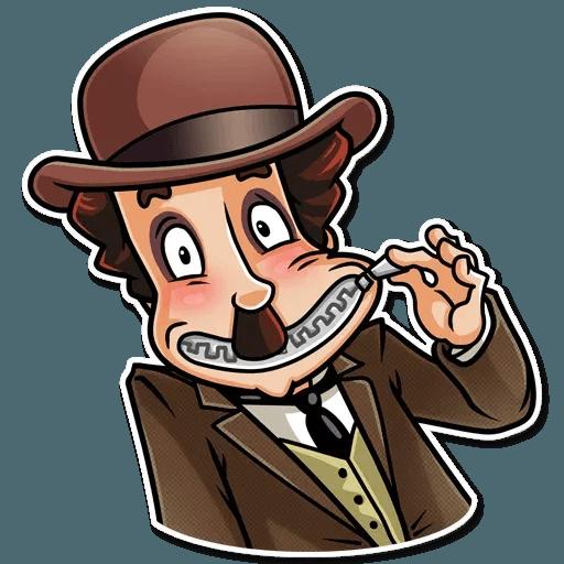 Charlie Chaplin - Sticker 19