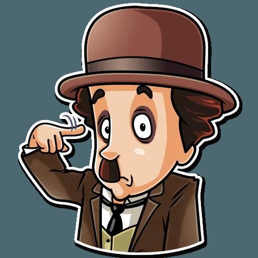 Charlie Chaplin - Sticker 17