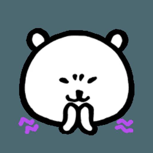 jokesbear new year - Sticker 4