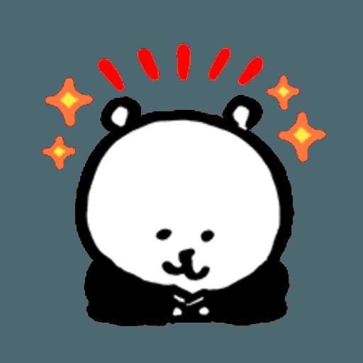 jokesbear new year - Sticker 18