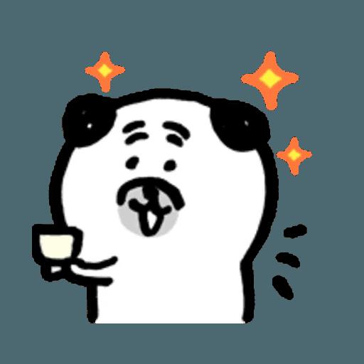 jokesbear new year - Sticker 7