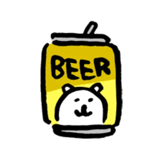 jokesbear new year - Sticker 12