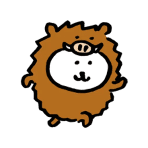jokesbear new year - Sticker 17