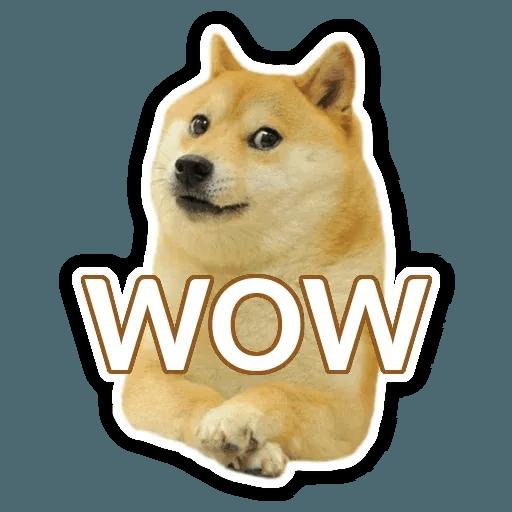 Doge - Sticker 2