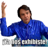 Memes PeGoFe - Tray Sticker