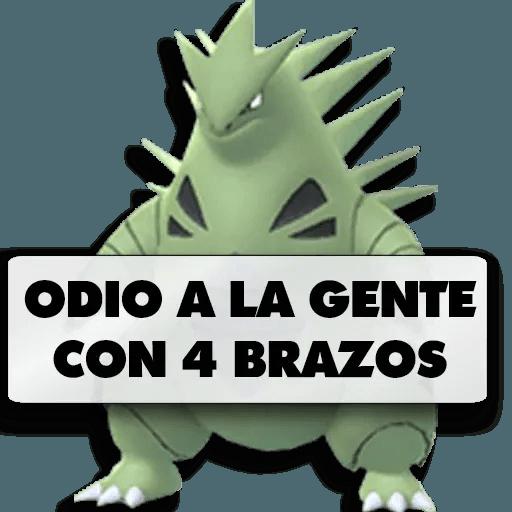 Pokémon y cosas - Sticker 4