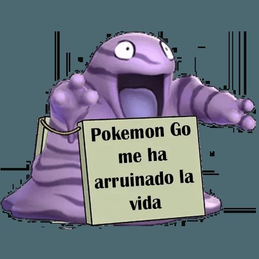 Pokémon y cosas - Sticker 26