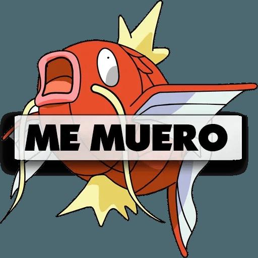 Pokémon y cosas - Sticker 8