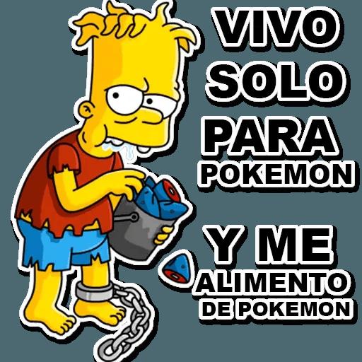 Pokémon y cosas - Sticker 20