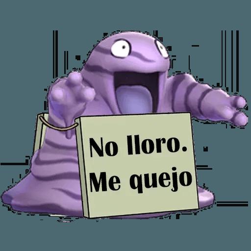 Pokémon y cosas - Sticker 28